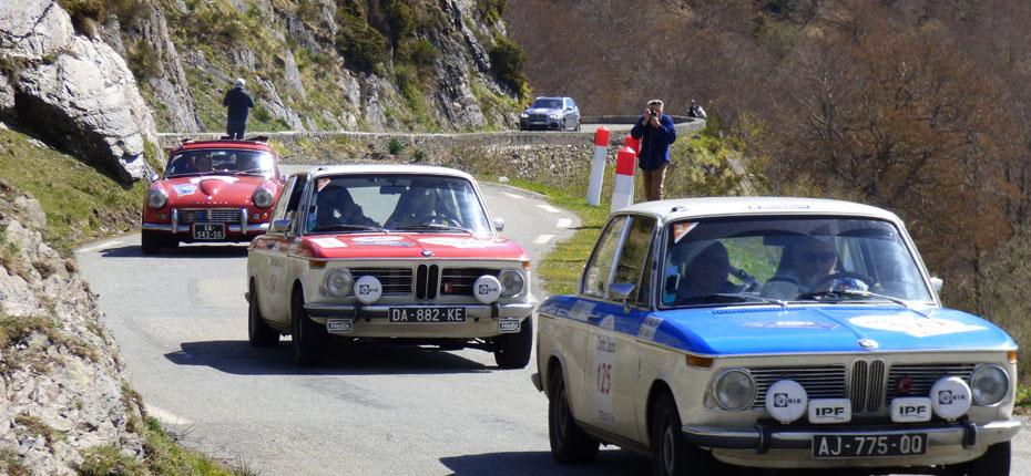 Tour auto camping Pyrenees