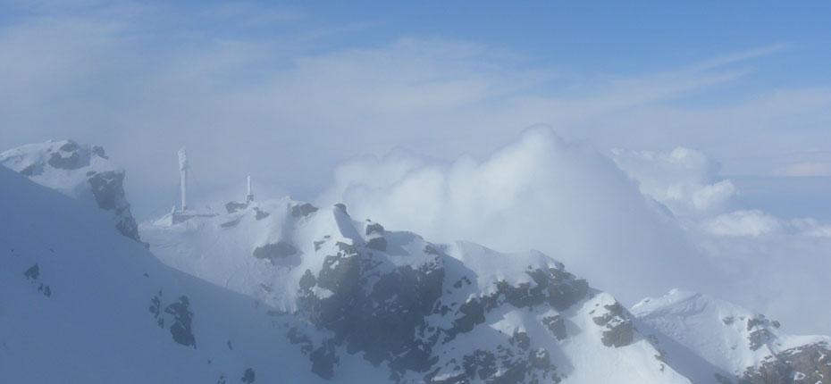 Pic du Midi de Bigorre dans les Hautes Pyrénées