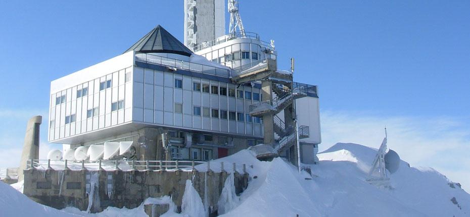 Pic du Midi de Bigorre dans le 65