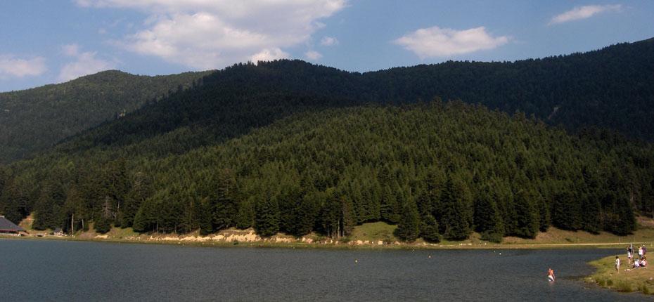 Lac dans la Vallée