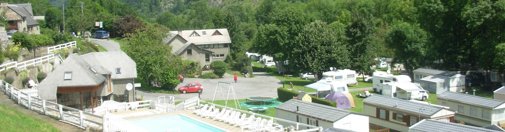 services camping oree des monts hautes pyrenees